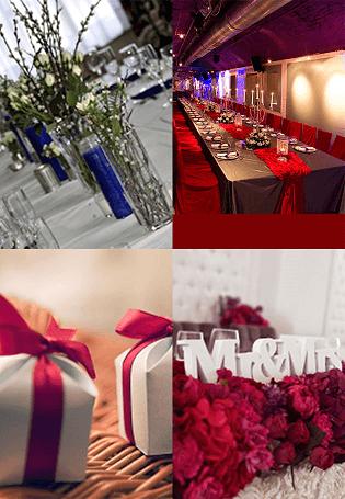 Winter Wedding Trends - Roberts Centre : Roberts Centre