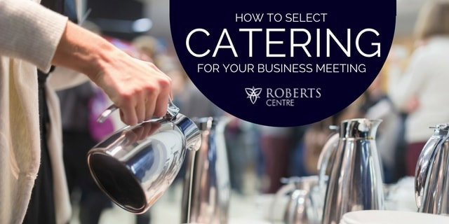 catering tips photo