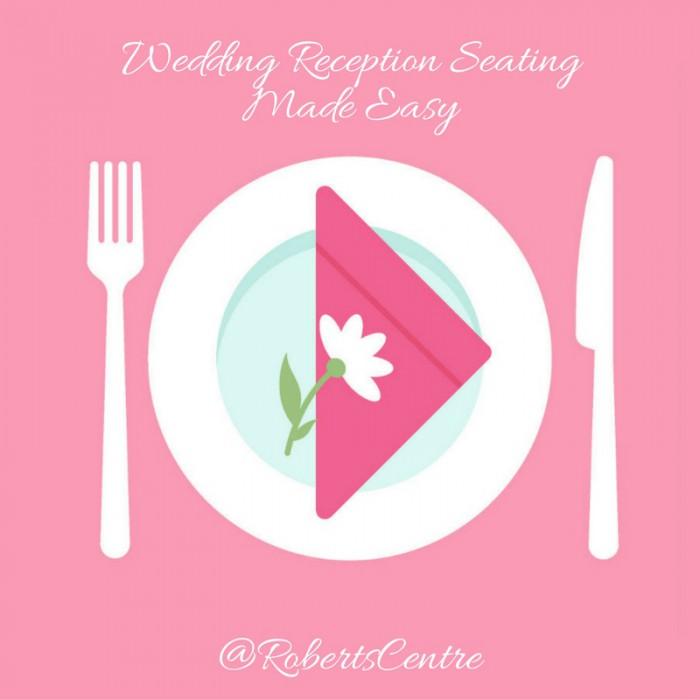 wedding reception head table seating