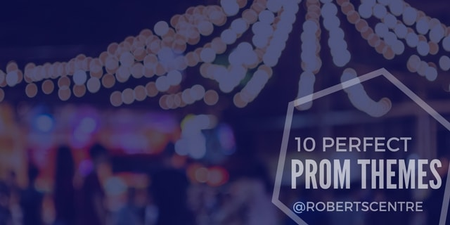 10 Perfect Prom Themes