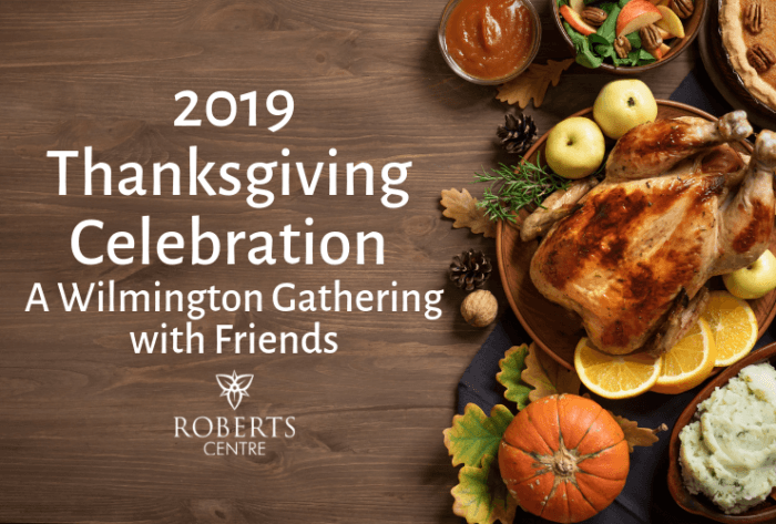 2019 Thanksgiving Celebration